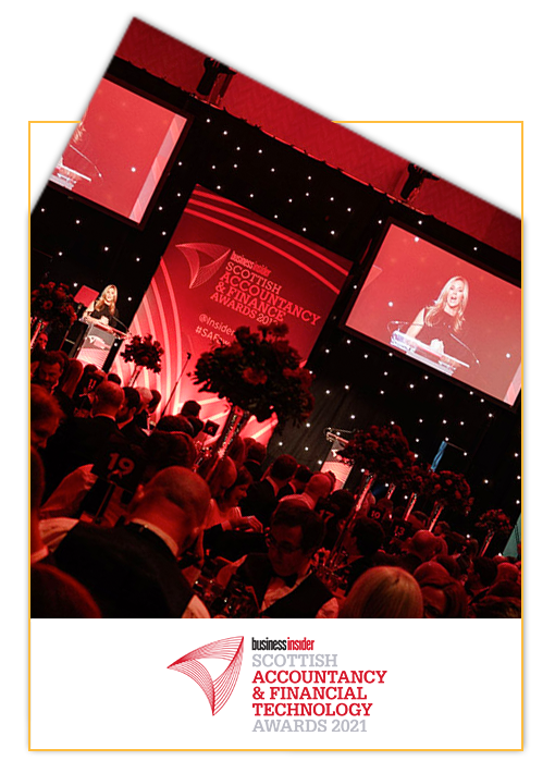 Scottish Accountancy & Financial Technology Awards