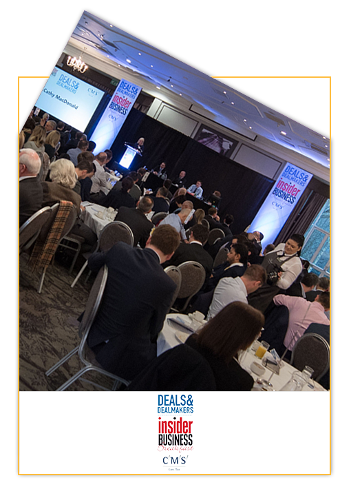 Deals & Dealmakers Business Breakfast