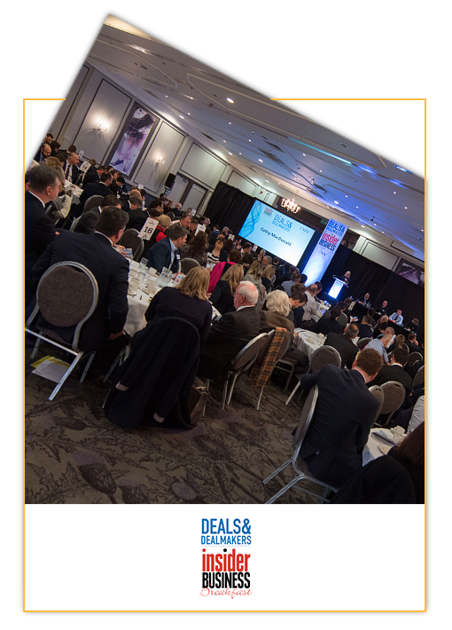 Deals and Dealmakers Business Breakfast