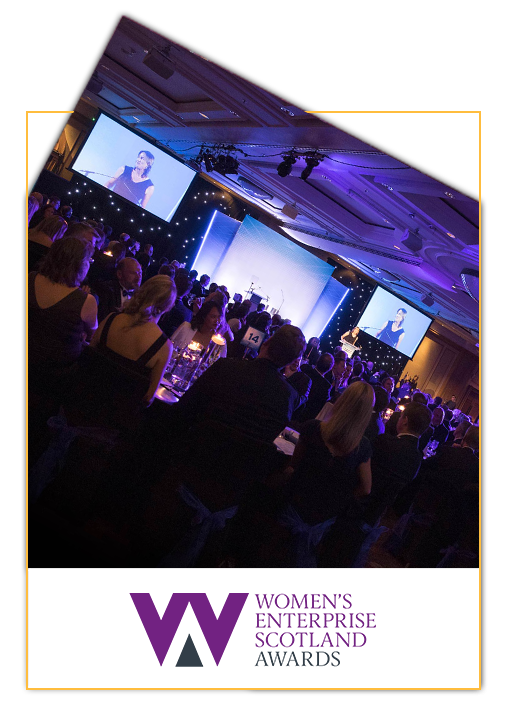 Women's Enterprise Scotland Awards